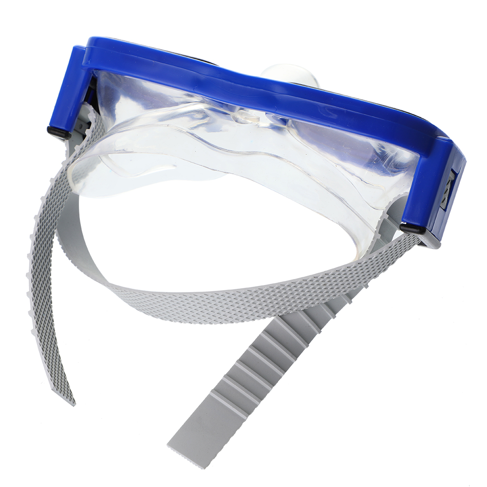 Child PVC Swimming Diving Kids Swim Scuba Anti-Fog Goggles Mask /& Snorkel Set ZX