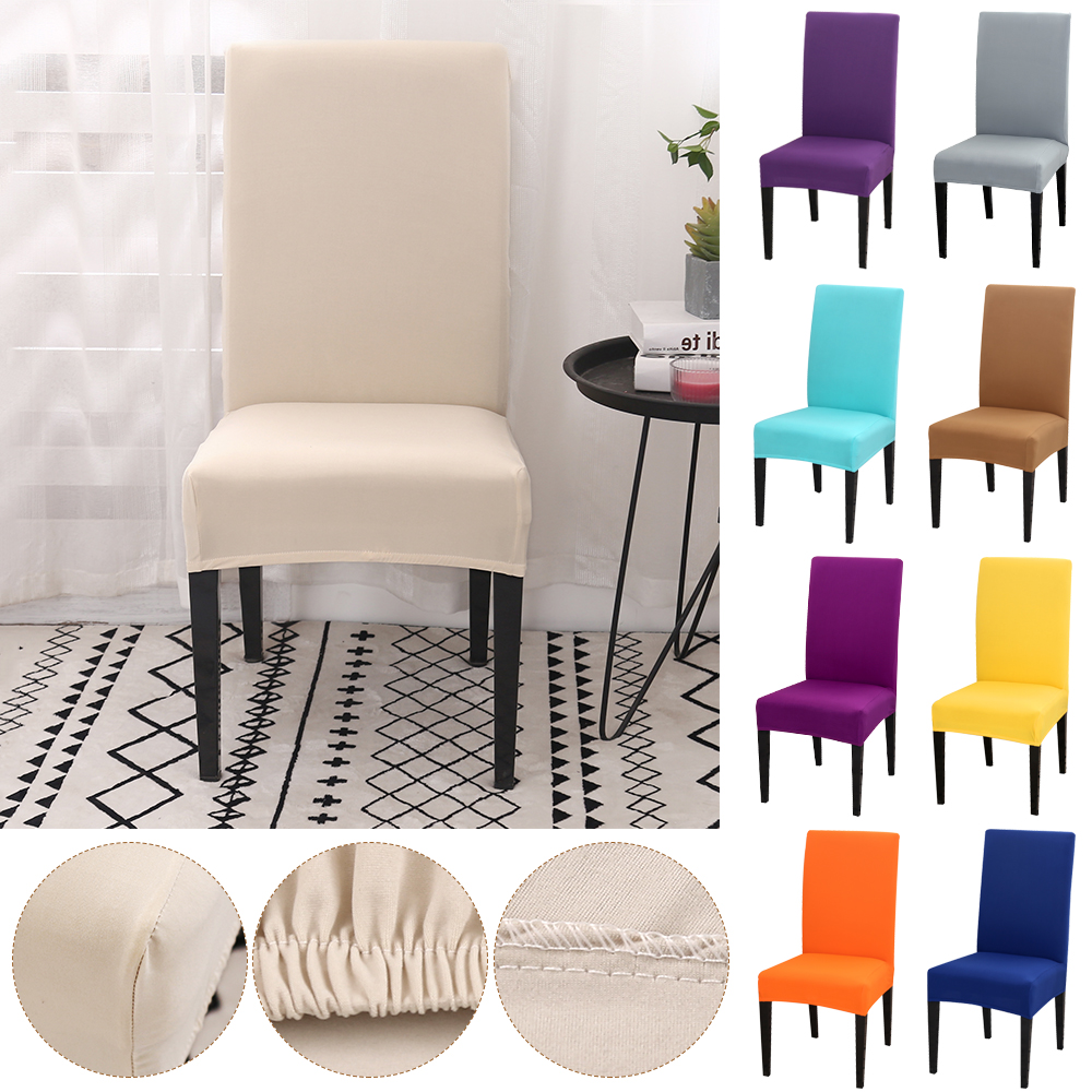 Stretch Dining Chair Covers Slipcovers Universal Chair Protective Covers New 23