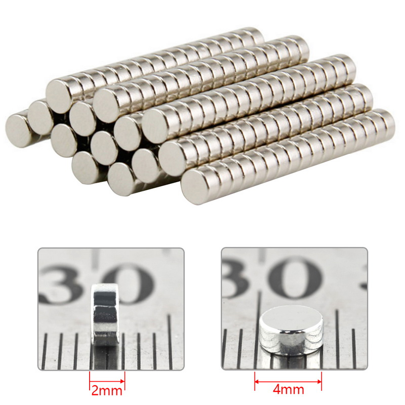 HJ 50x Stark Magnet Supermagnete N35 Scheibe Würfel doppelt vernickelt