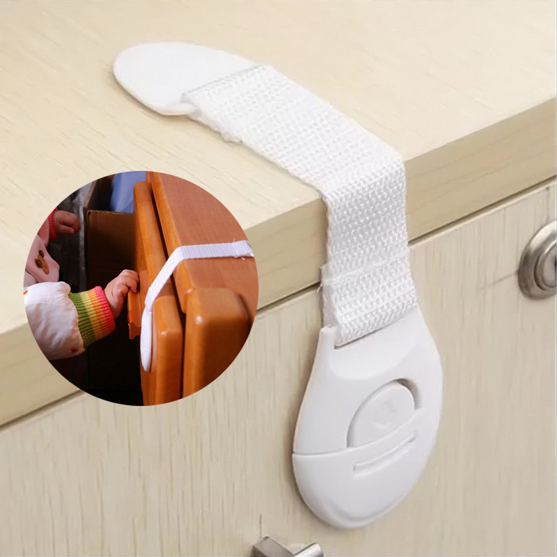 Baby Child Kid Box Drawer Cupboard Cabinet Wardrobe Door Fridge Safe Safety Lock