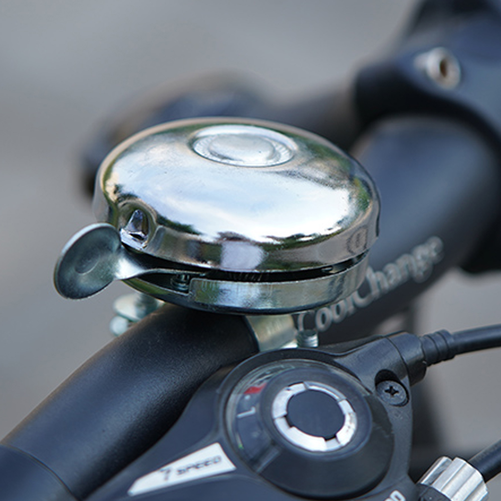 Classic Retro Metal Bell Ring Bike Handlebar Sound Alarm Bicycle Cycling Ringer