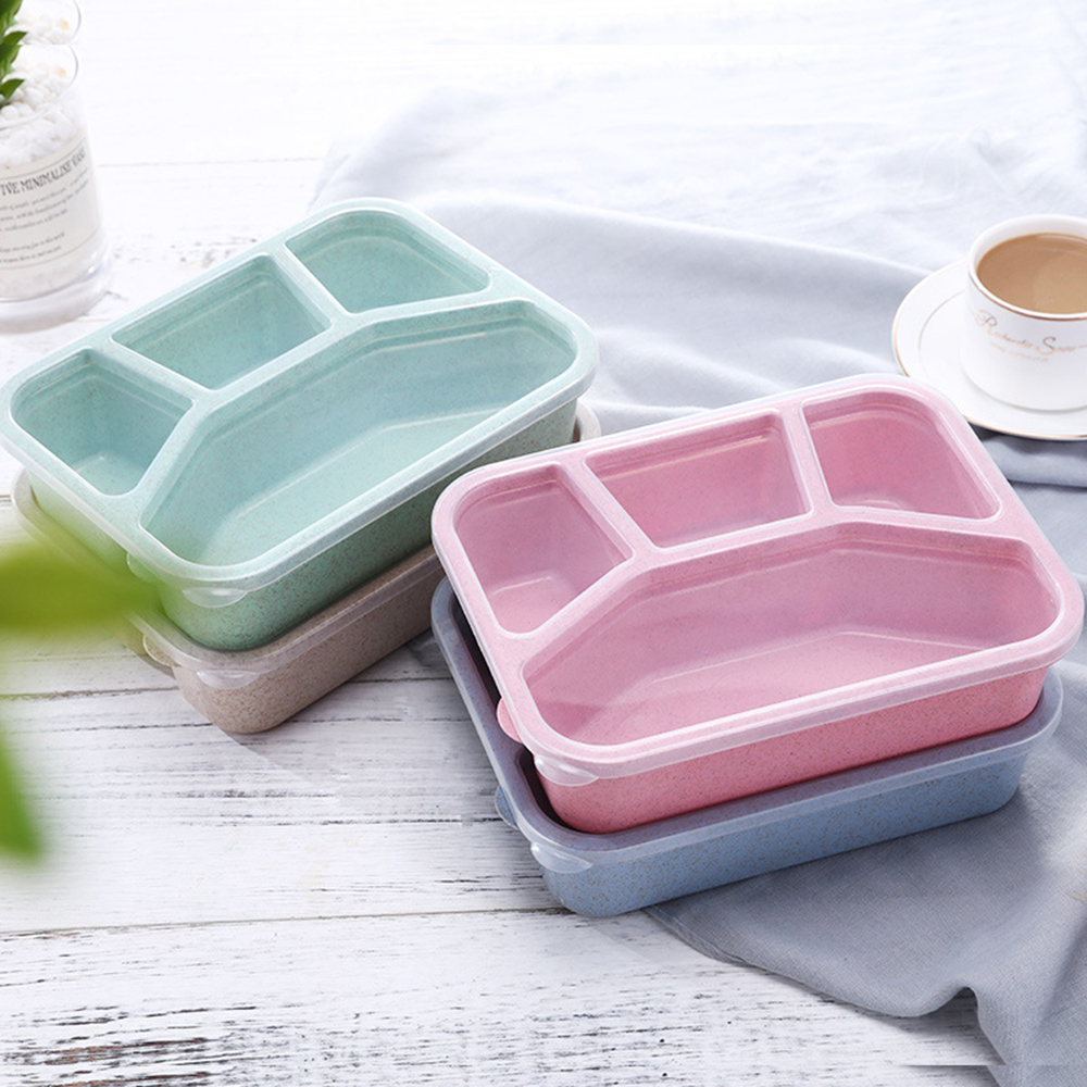 Portable Leak Proof Lunch Box Eco Friendlybento Box For