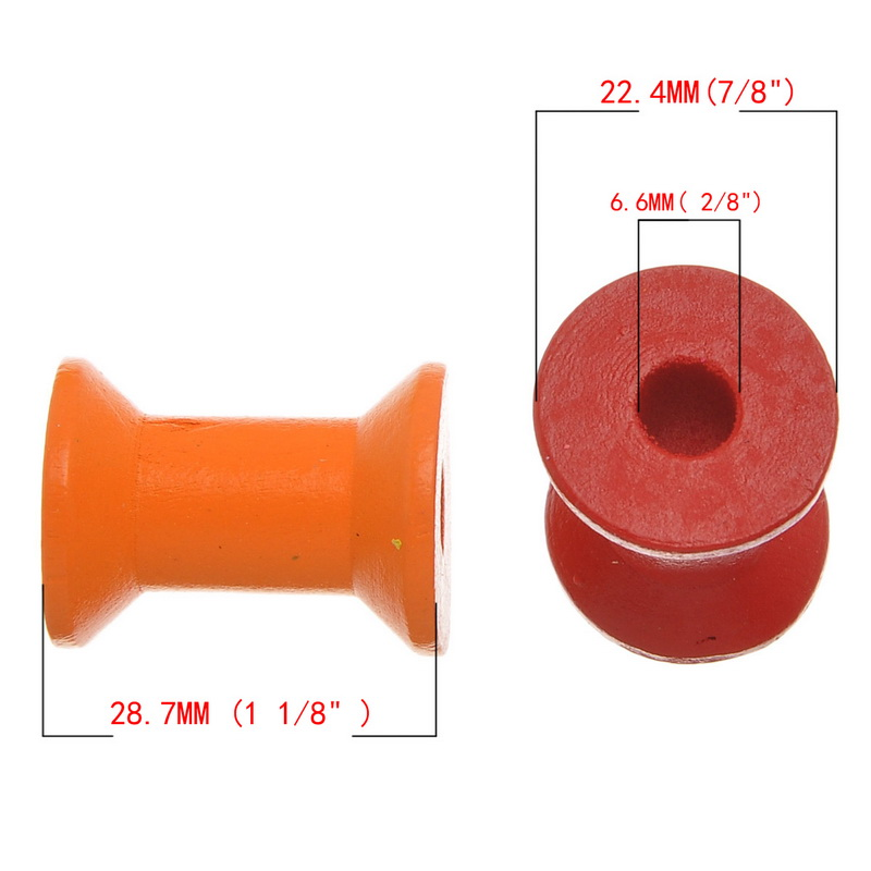 4x AeroFlock No.100 Thread 4x1000m Miniking Spools Sewing Craft Tool Hobby 8000