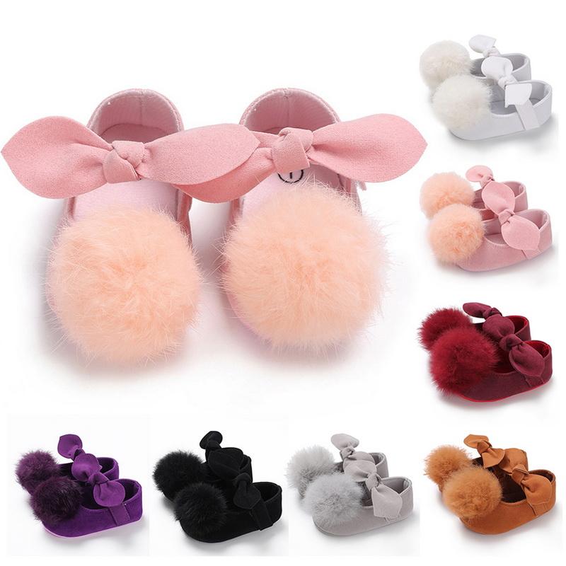 Mädchen Schuhe Festlich Erstlingsschuhe Babyschühchen Taufschuhe Babyschuhe