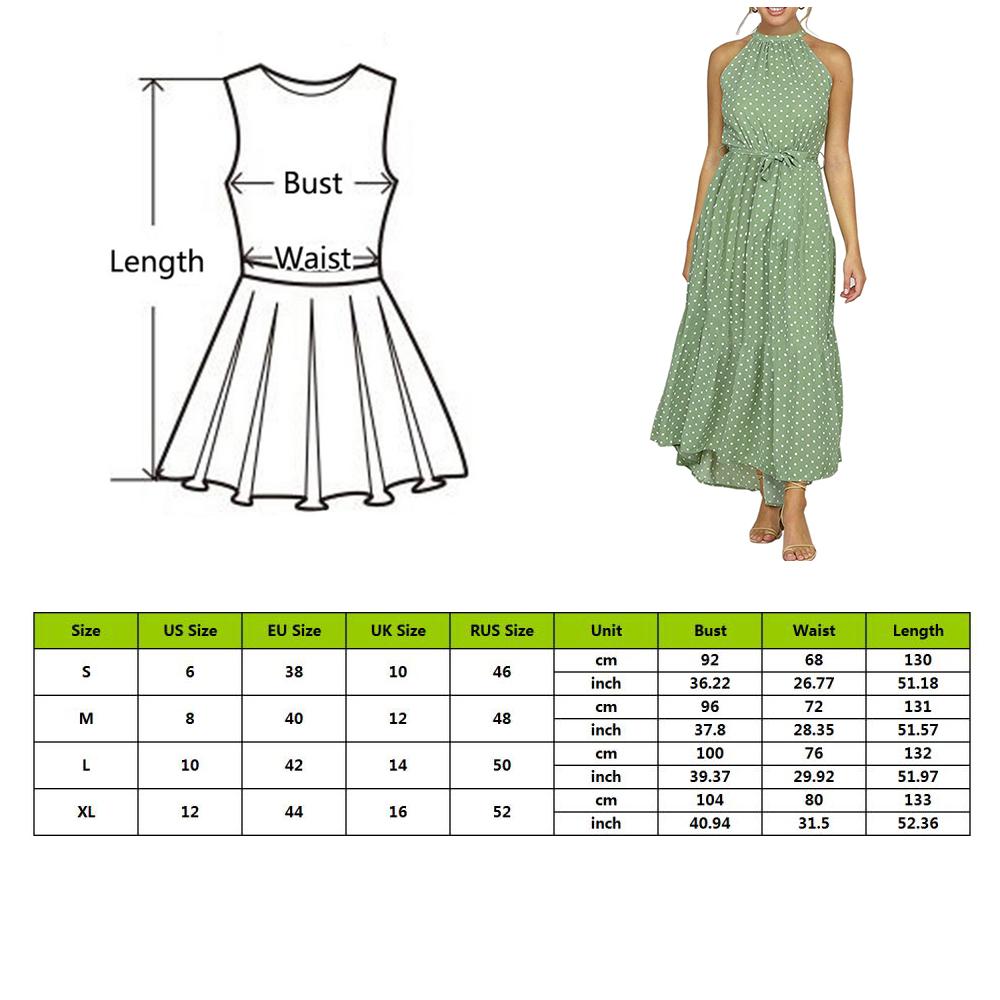 details zu damen boho neckholder ärmellos kleider lang split kleider strand  strandkleid s/h