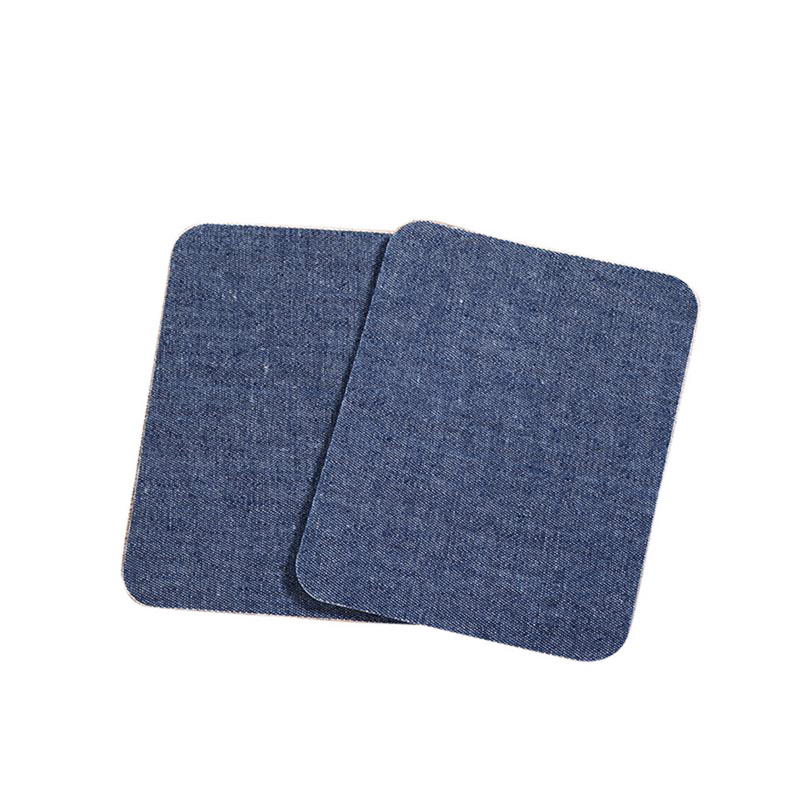 15PCs Denim Patches Adhesive patches DIY elbow patches knee patch cloth stickers