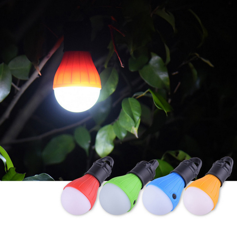 Details About Hq Led Tent Light Bulb Portable Camping Lamp Hiking Fishing Hanging Lamps