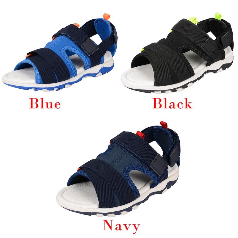 551e3a25aa771 Garçons Enfant Sandales Chaussures de Plage Été Sport Respirant Plage  Vacances