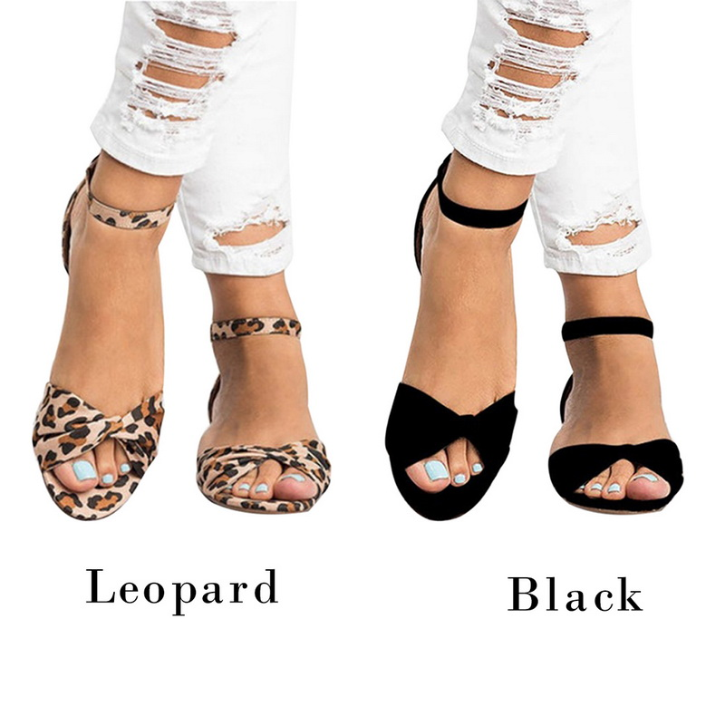 21898c537 Women Casual Sandals Fish Mouth Strap Flat Heel Plus Size Sandals GIFT