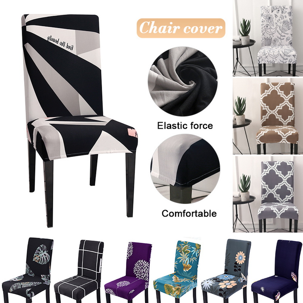 HOT Stretch Spandex Chair Covers Slipcovers Dining Room Wedding Banquet Decor A1