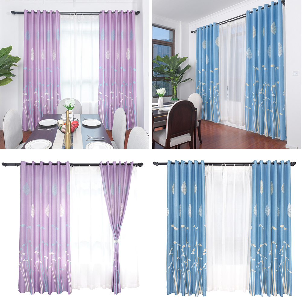 Details about Nursery Bedroom Curtains Baby Kids Children Eyelet Curtain  Shading Drape 01
