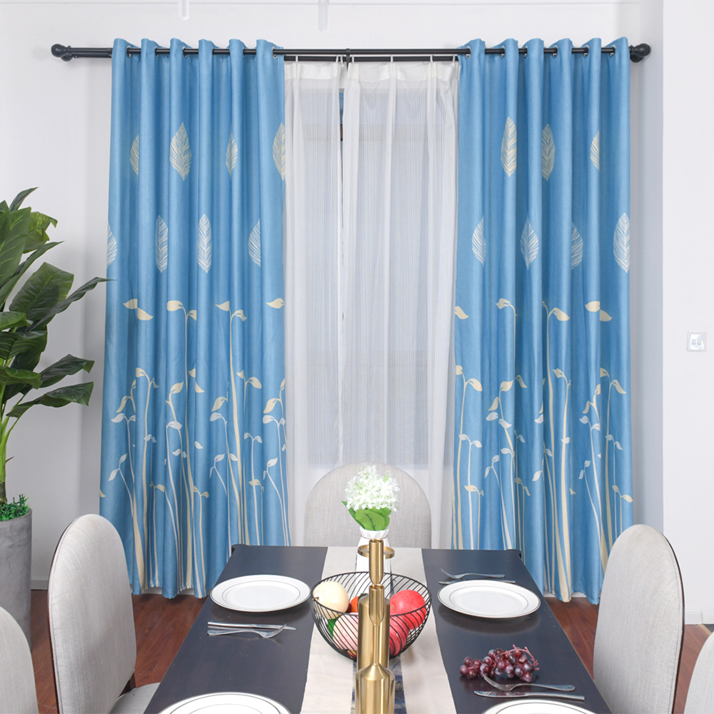 Bedroom blackout curtains curtains kids boys girls eyelet - Childrens bedroom blackout curtains ...