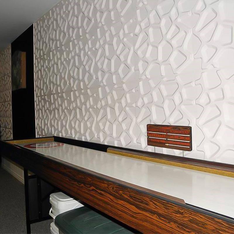 3D Wallpaper Brick Wall Sticker Room Decor GIFT Panel Soft PE Foam Wall Cover