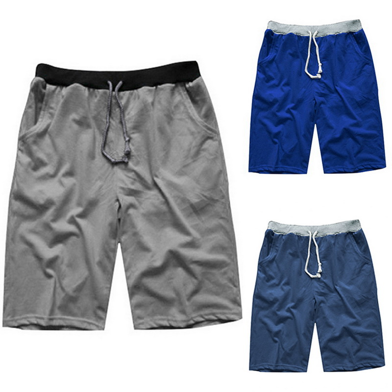 la meilleure attitude f810e 6f69f Details about Homme Short Plage Elastique Taille Décontracté Vacance  Sommeil Pyjama Sport Mode