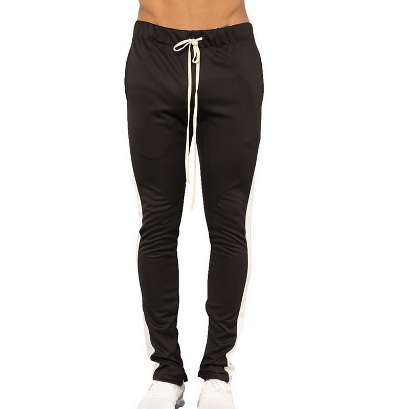 Us Mens Sport Pants Premium Slim Fit Track Pants Athletic