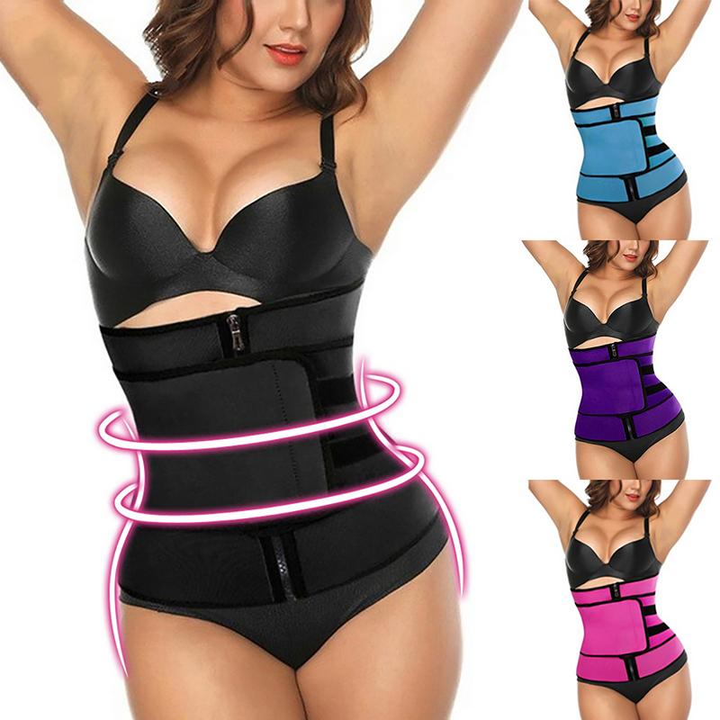 Femmes Body Shaper Minceur Shaper Ceinture Gaines Ferme Contrôle Taille be fit