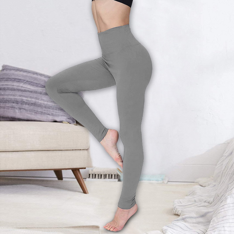 Women/'s  Waist Tummy Compression Control Top Leggings Pants Trousers GIFT