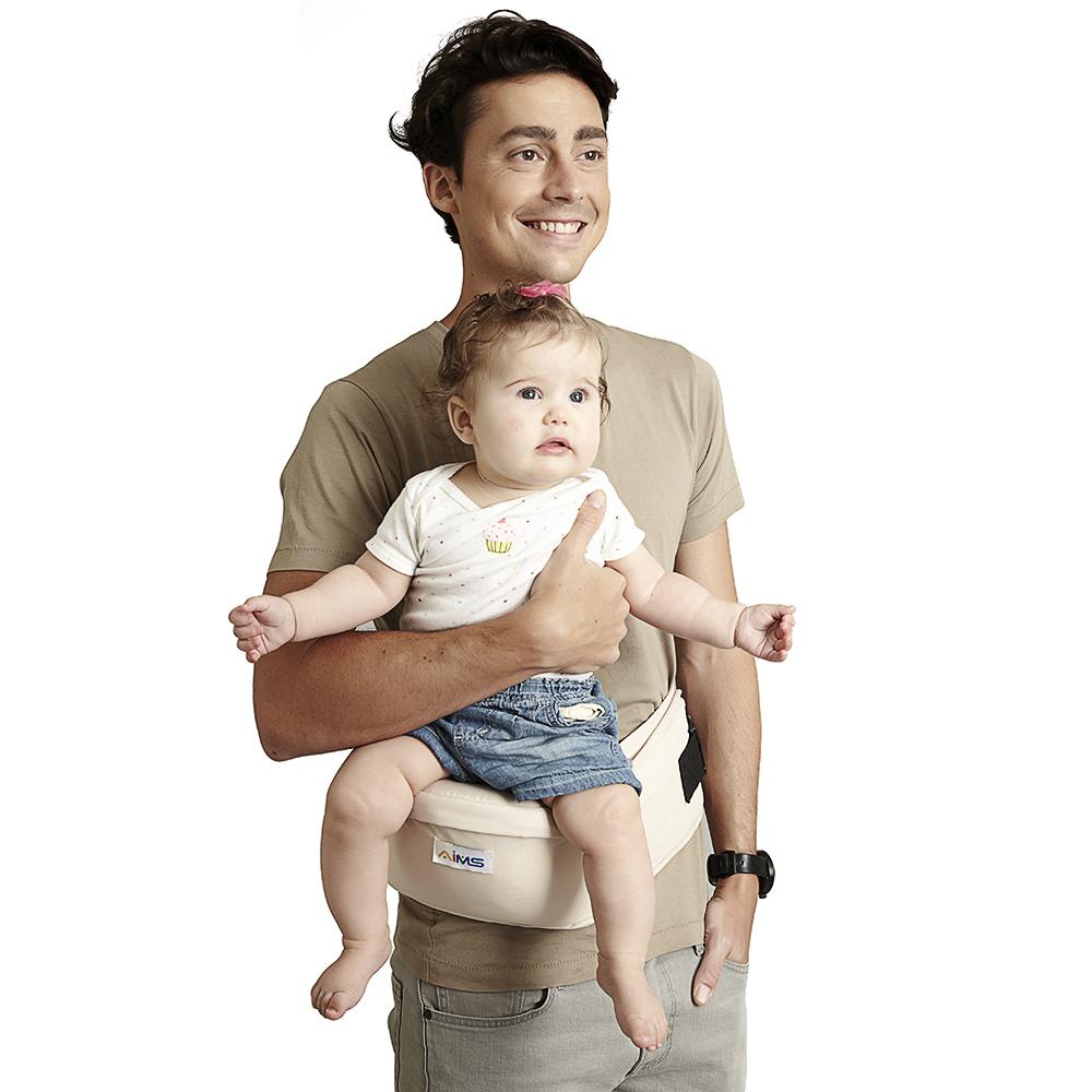 UK Baby Hip Seat Waist Bench Stool Travel Baby Boy Girl Carrier Kid Sling Holder