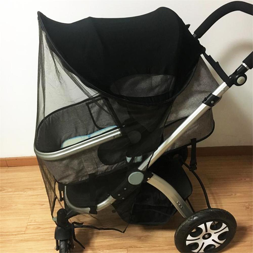 Baby Sun Shade Canopy Buggy Pram Stroller Pushchair Carrycot UV Protection HD