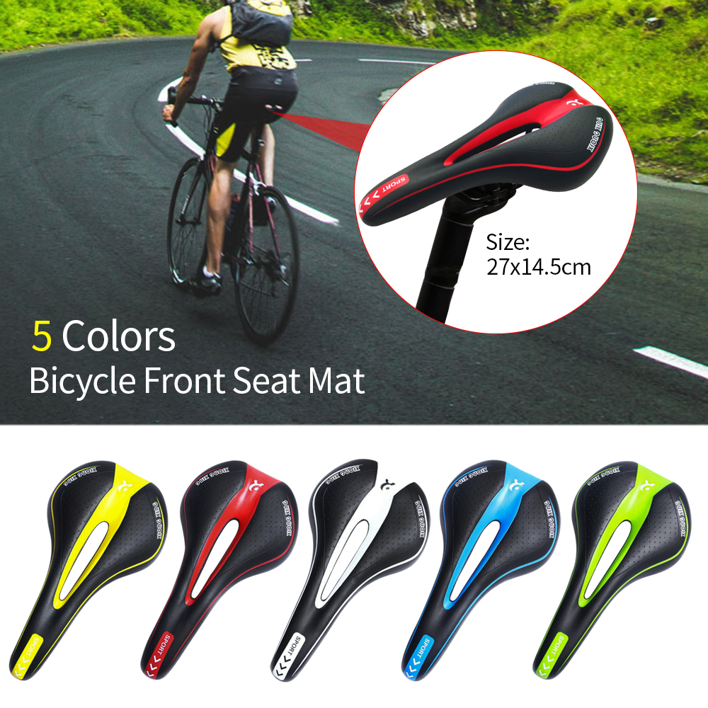 Bicycle Bike Cycle MTB Saddle Road Mountain Gel Pads Sports Soft Cushion Seat