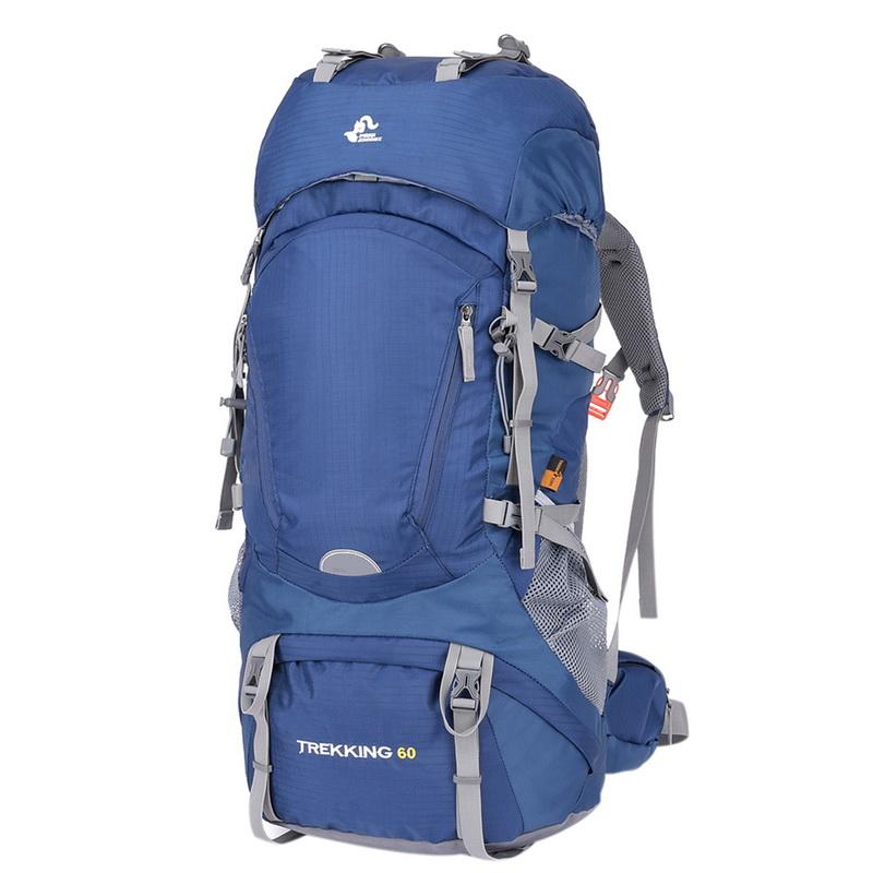 45c2aa45fd6b Outdoor Sports Climbing Mountaineering Backpack Camping Hiking Waterproof  Bags