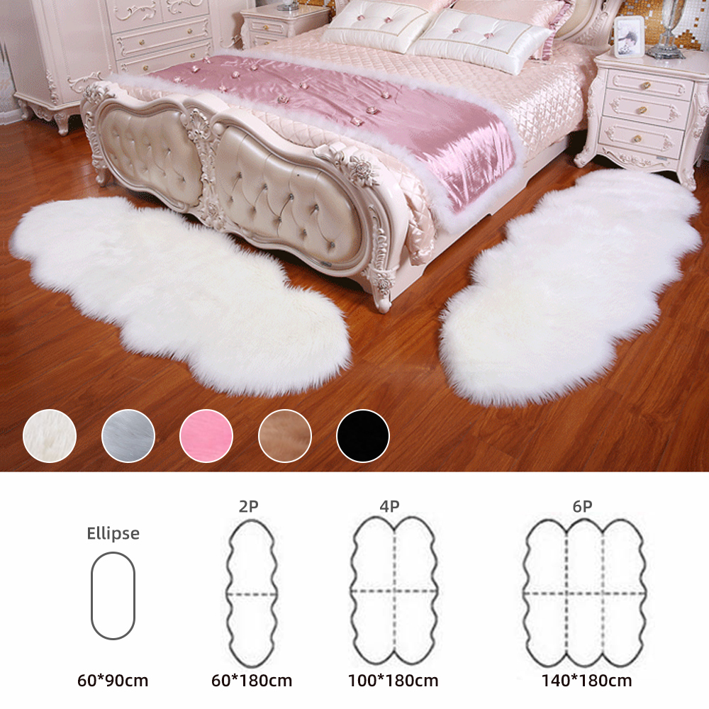 Large Super Soft Sheepskin Rugs Rug Fur