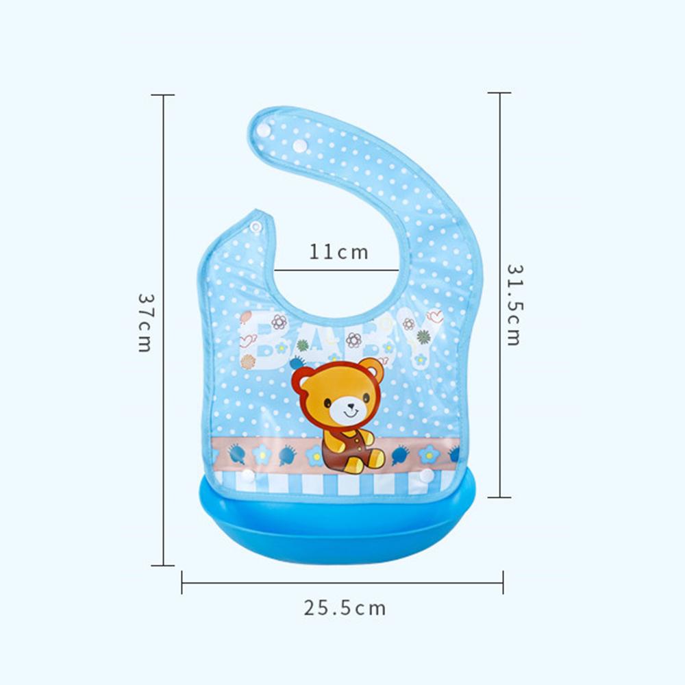 Beißringe Infant Baby Lätzchen Kids Speicheltuch Cartoon Animals m