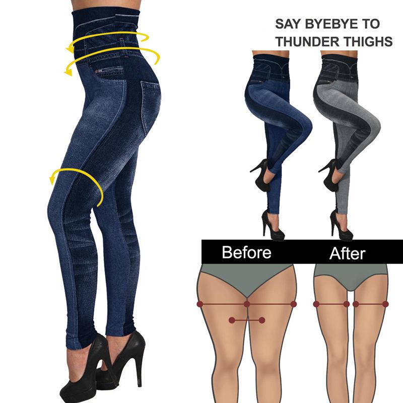 leggings ohne slip